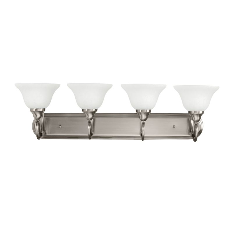 "Kichler 5559 Stafford 33"" Wide 4-Bulb Bathroom Lighting Fixture"