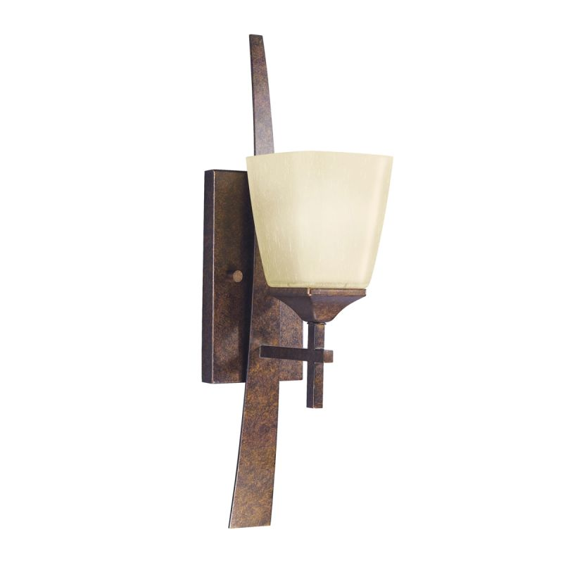 Kichler 6016 Single Light Wall Sconce from the Souldern Collection