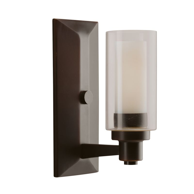 Kichler 6144OZ Olde Bronze Contemporary Circolo Wall Sconce