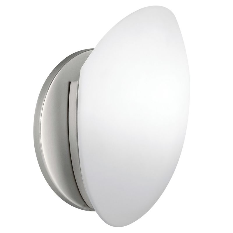 Kichler 6520 Modern Single Light Wall Sconce Brushed Nickel Indoor