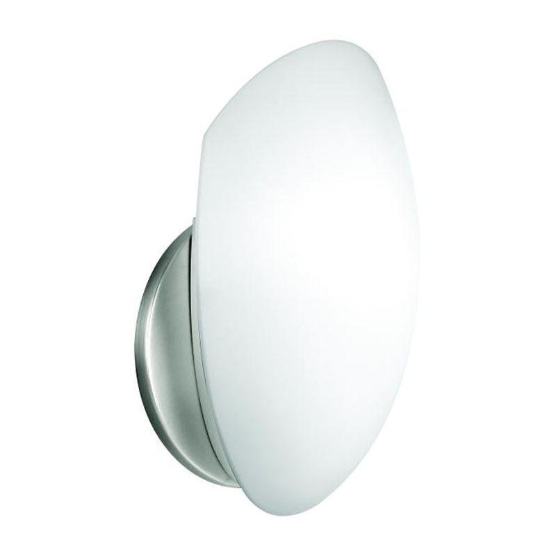 Kichler 6521 Modern Single Light Large Wall Sconce Brushed Nickel