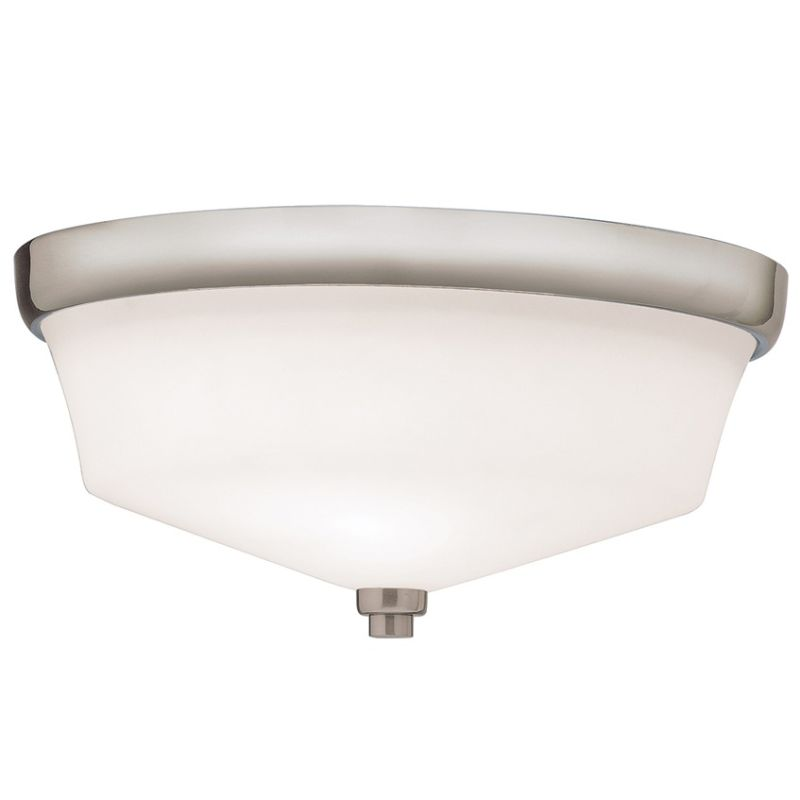 Kichler 8044 Langford 2 Light Flush Mount Indoor Ceiling Fixture