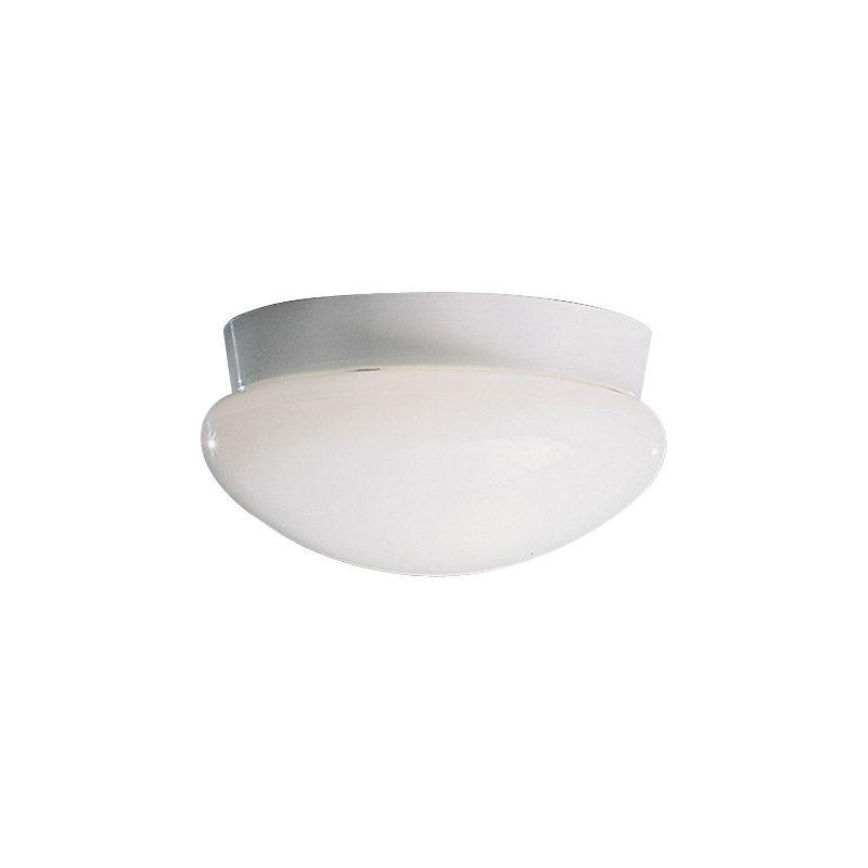 Kichler 8102FL Ceiling Space 2 Light Flush Mount Indoor Ceiling Sale $40.50 ITEM: bci1222529 ID#:8102WHFL UPC: 783927314473 :
