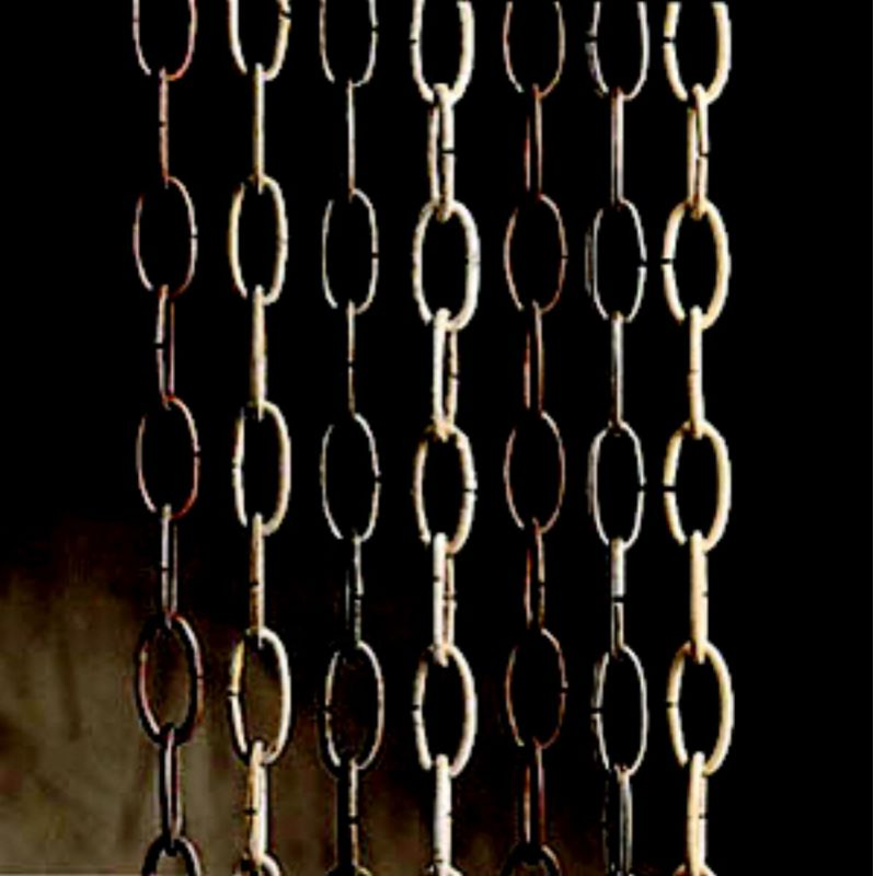Kichler 4917 Chain/ Decorative Tannery Bronze Accessory Chains