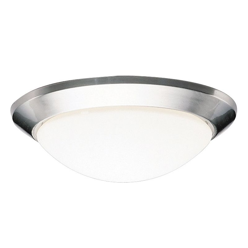 Kichler 8881FL Ceiling Space 2 Light Fluorescent Flush Mount Indoor