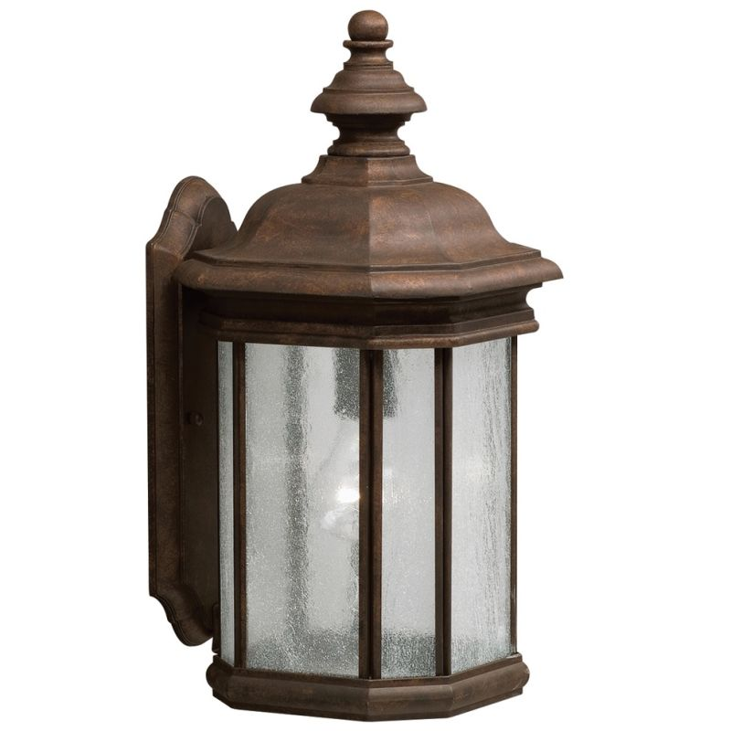 "Kichler 9029 Kirkwood Collection 1 Light 17"" Outdoor Wall Light"