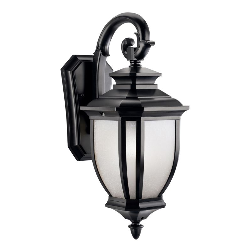 "Kichler 9040 Salisbury Single Light 19"" Tall Outdoor Wall Sconce with"
