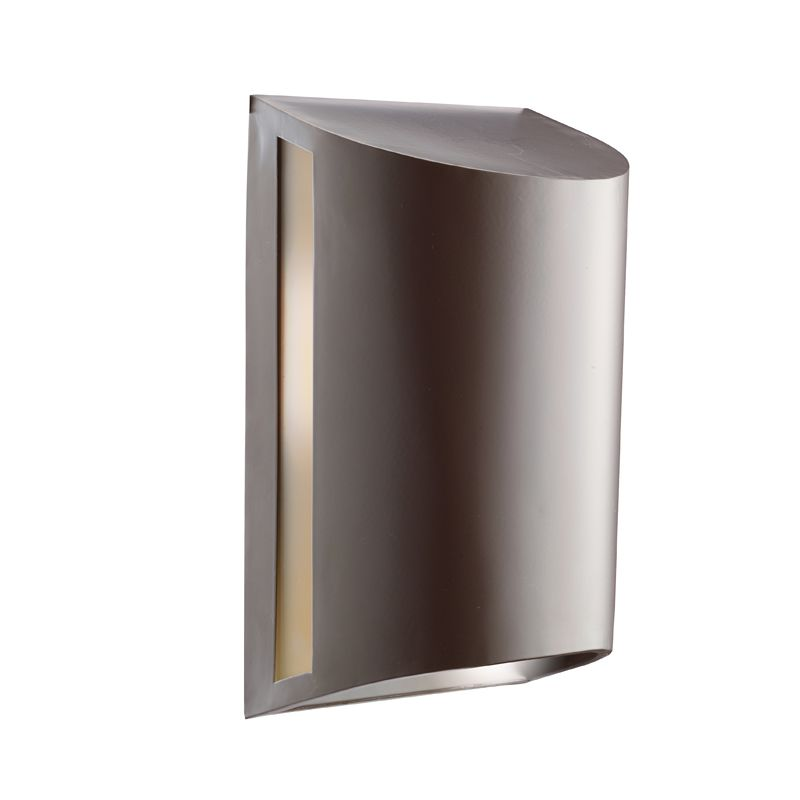 Kichler 9095AZ Architectural Bronze Contemporary Salisbury Wall Sconce Sale $125.00 ITEM: bci845047 ID#:9095AZ UPC: 783927240178 :