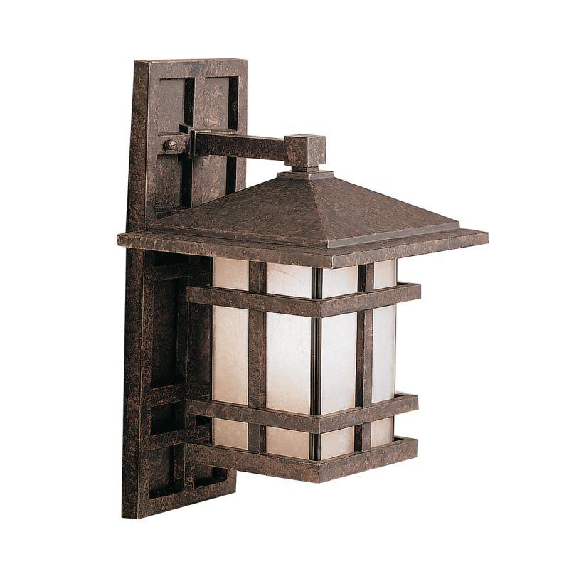 "Kichler 9130 Cross Creek Collection 1 Light 16"" Outdoor Wall Light"