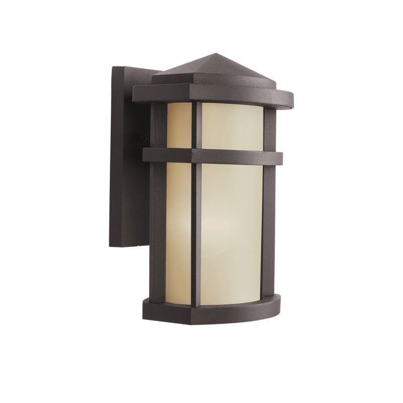"Kichler 9166 Lantana Collection 1 Light 10"" Outdoor Wall Light"