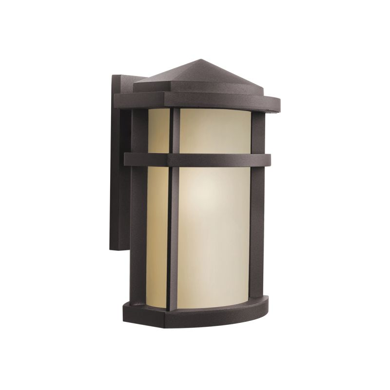 "Kichler 9167 Lantana Collection 1 Light 9"" Wide Outdoor Wall Light"