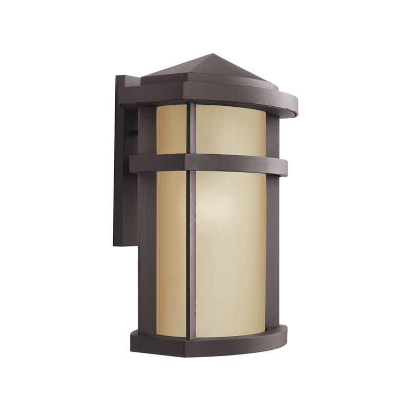 "Kichler 9168 Lantana Collection 1 Light 15"" Outdoor Wall Light"