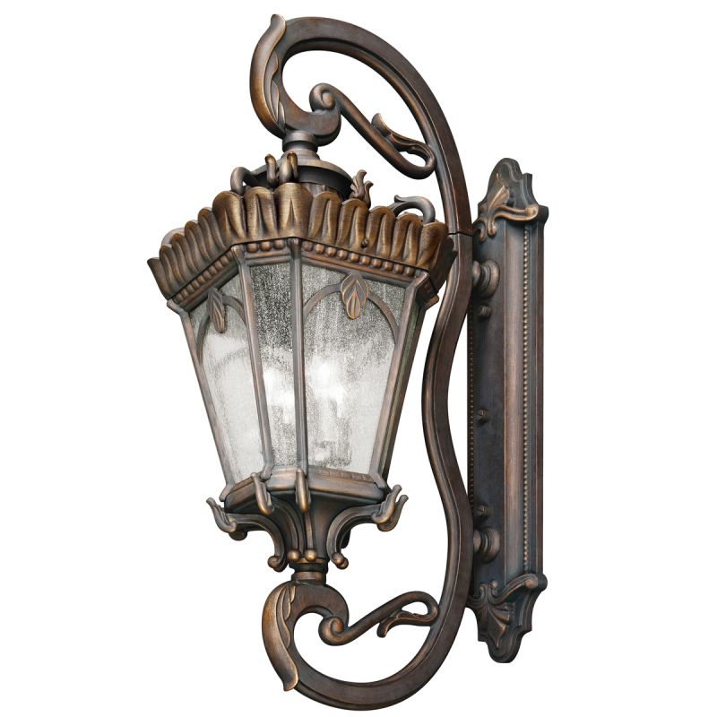 "Kichler 9360 Tournai Collection 4 Light 46"" Outdoor Wall Light"