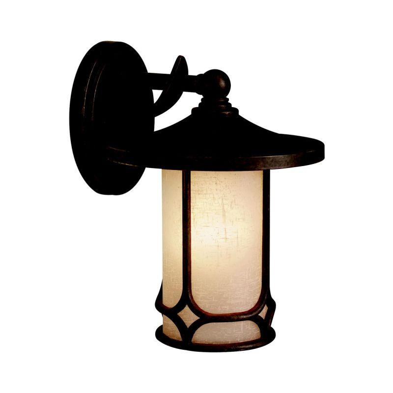 Bathroom Light Fixtures Chicago: Kichler 9365AGZ Aged Bronze Chicago Collection 1 Light 11
