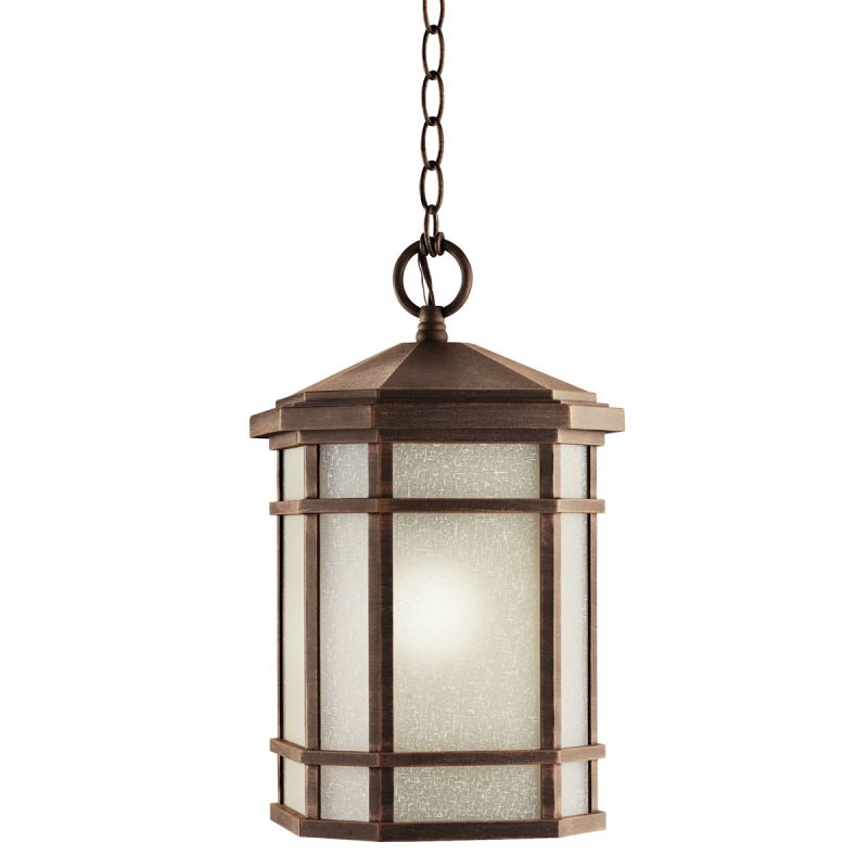 Kichler 9511 1 Light Outdoor Pendant from the Cameron Collection