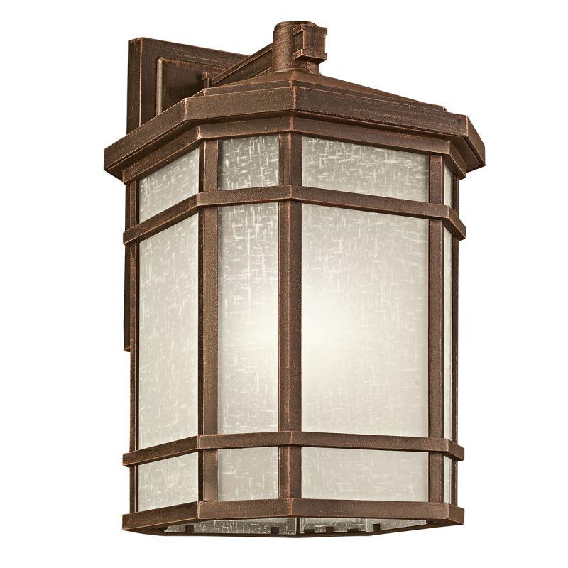 "Kichler 9721 Cameron Collection 1 Light 21"" Outdoor Wall Light Prairie"