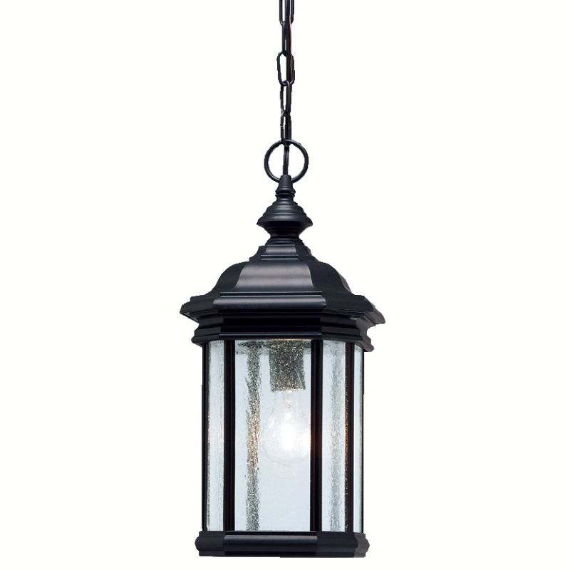 Kichler 9810 1 Light Outdoor Pendant from the Kirkwood Collection