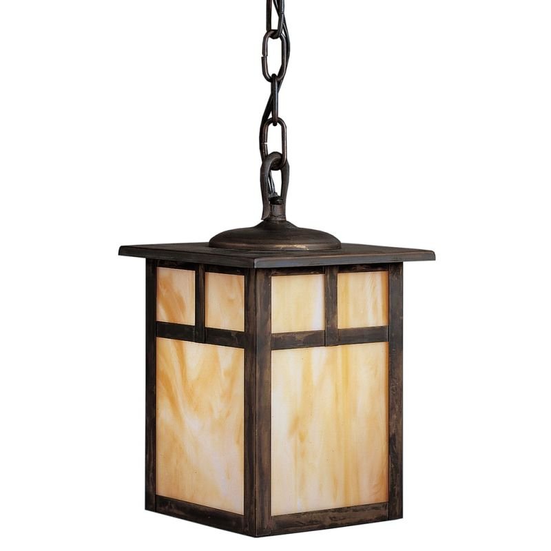 Kichler 9849 1 Light Outdoor Pendant from the Alameda Collection Sale $162.80 ITEM: bci845404 ID#:9849CV UPC: 783927110426 :