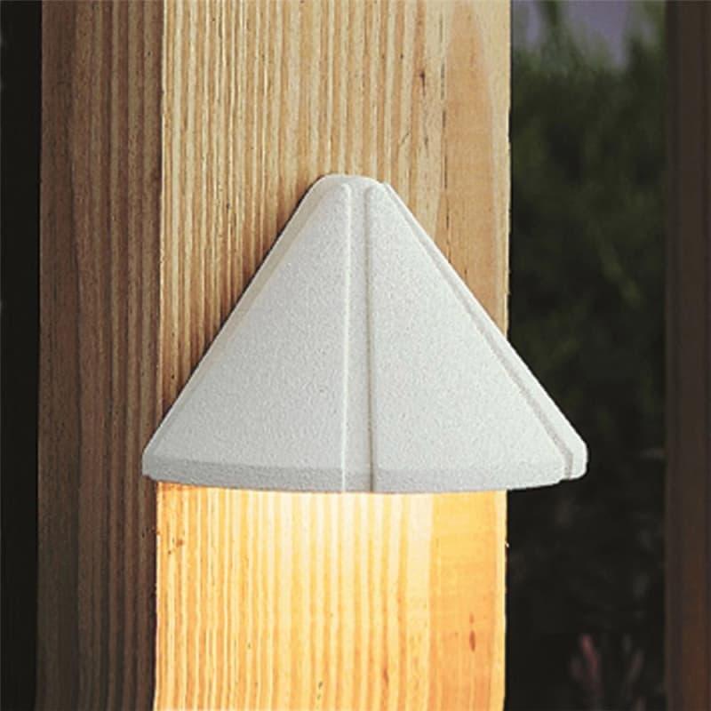 Kichler 1576527 Warm White 2700K Landscape LED Deck & Patio Light