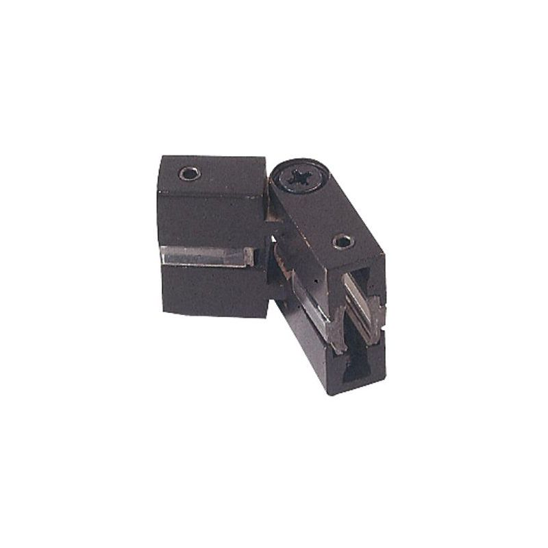 Kovacs GK CL-B L-Flex Connector Rail Connector from the GK LIGHTRAIL�®