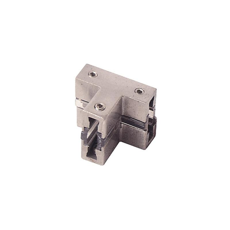 Kovacs GK CT T-Connector Rail Connector from the GK LIGHTRAIL�® Series