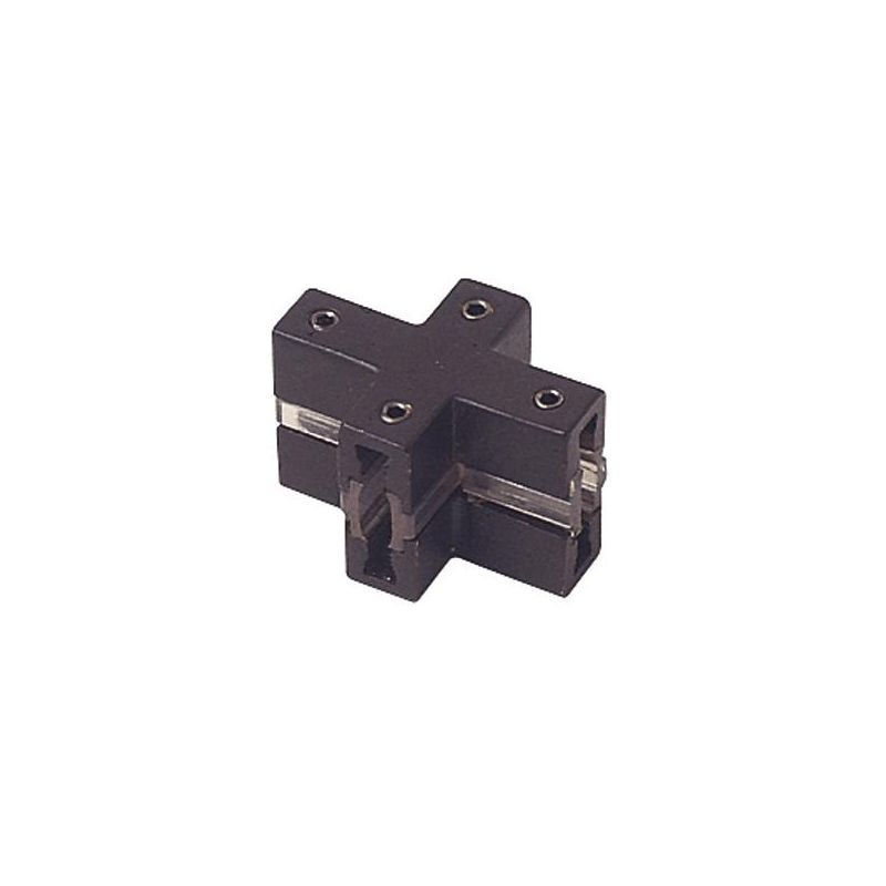 Kovacs GK CX X-Connector Rail Connector from the GK LIGHTRAIL�® Series
