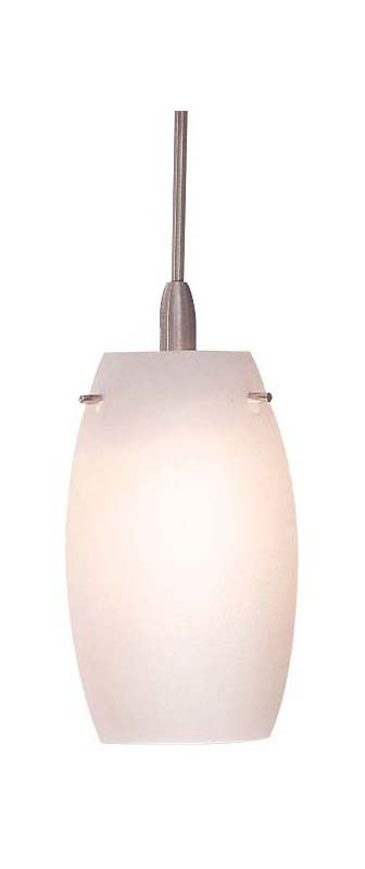 Kovacs GKSH2004 Hand Blown Oval Glass Shade in Etched Opal for the