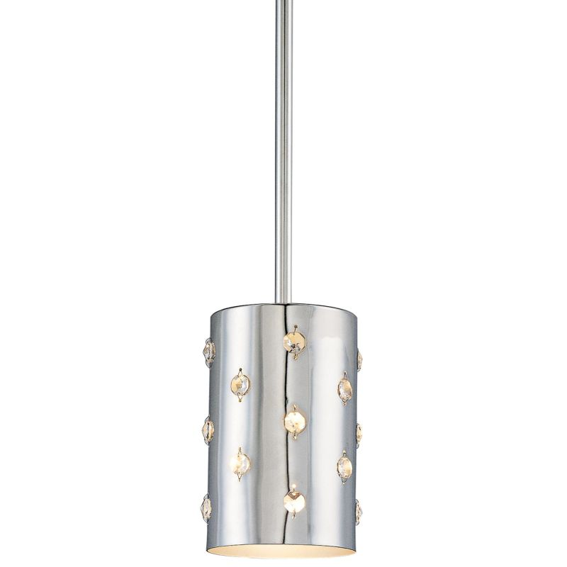 Kovacs P031-077 Chrome Contemporary Bling Bling Pendant
