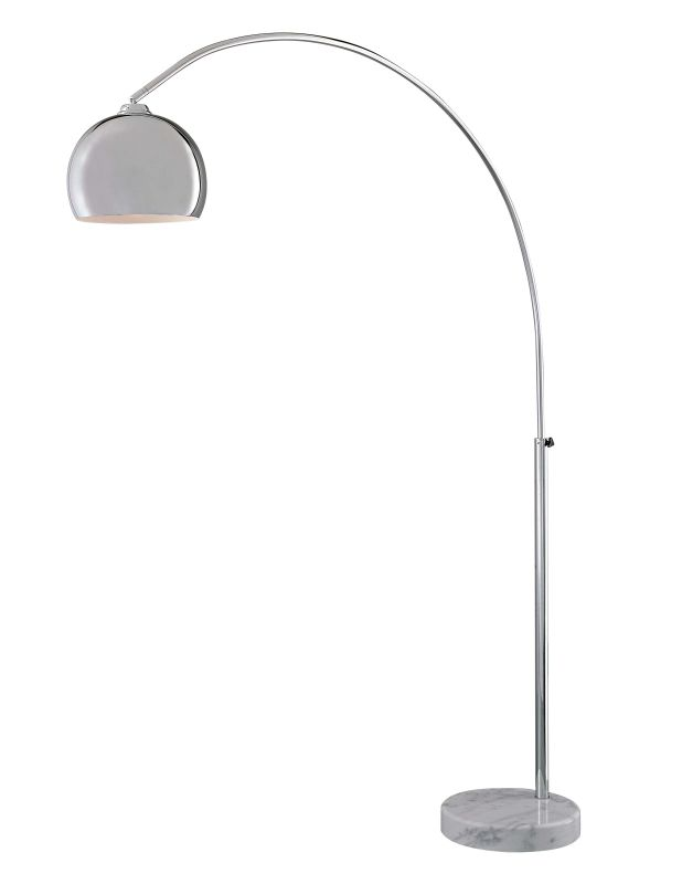 Kovacs GK P053 1 Light Arc Floor Lamp from the George´s Reading Room Sale $409.50 ITEM: bci307331 ID#:P053-077 UPC: 870540007032 :