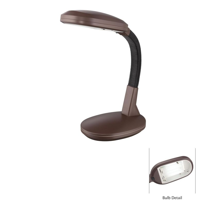 Kovacs GK P1001 1 Light Desk Lamp from the Comfy Eyes Collection