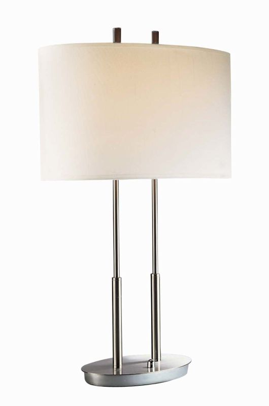 "Kovacs GK P184 2 Light 28"" Tall Table Lamp from the Decorative"