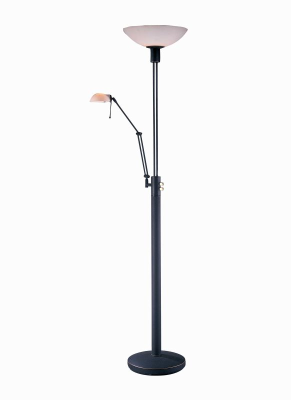 Kovacs GK P257 1 Light Torchiere Floor Lamp from the George´s Reading Sale $283.50 ITEM: bci307498 ID#:P257-037 UPC: 870540009869 :