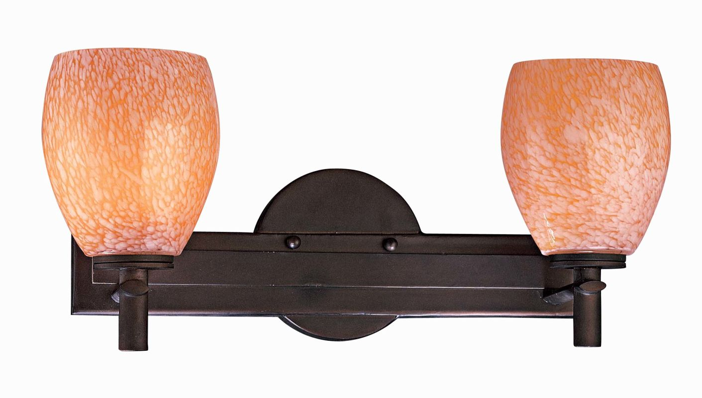"Kovacs GK P5112 3 Light 17"" Bathroom Vanity Light Bronze Indoor"