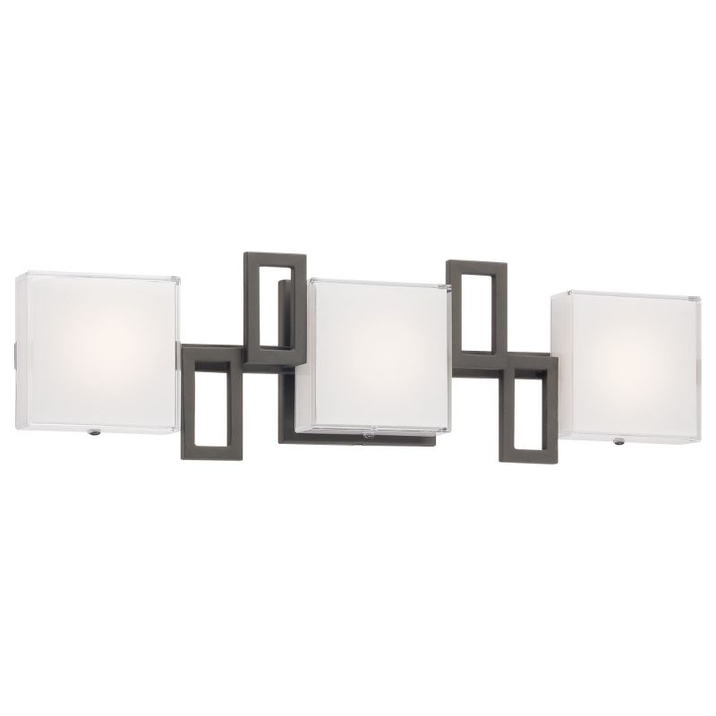 "Kovacs P5313-467B-L 3 Light 20.5"" ADA Compliant LED Bathroom Vanity"