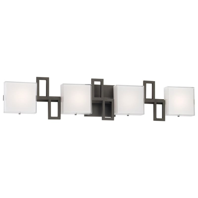 "Kovacs P5314-467B-L 4 Light 28.5"" ADA Compliant LED Bathroom Vanity"