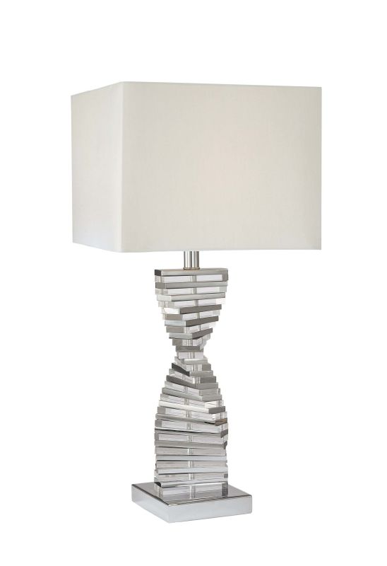 "Kovacs P742-077 1 Light 30.25"" Height Table Lamp from the Decorative"