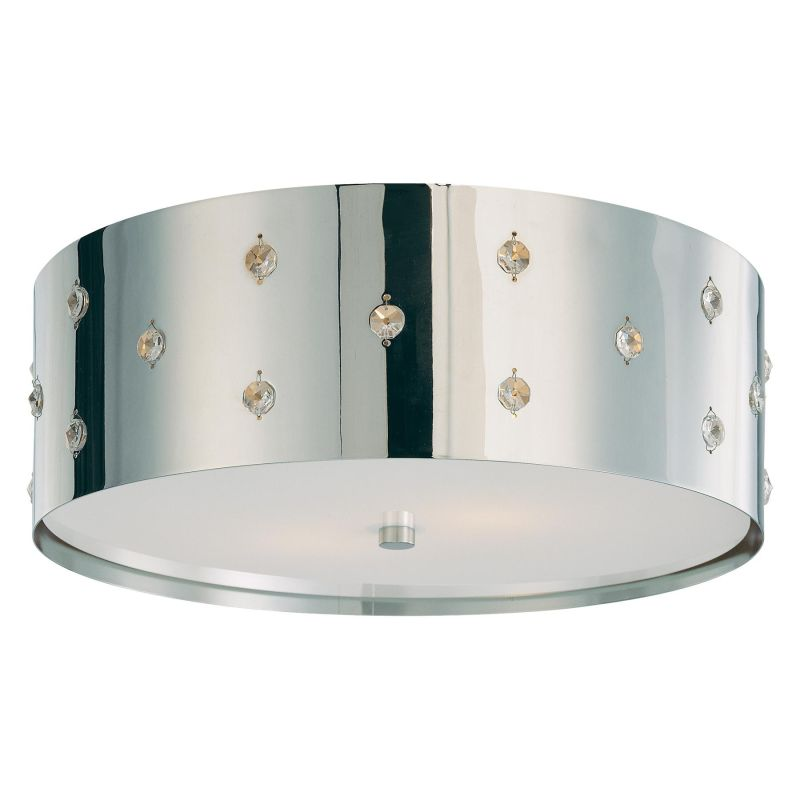 Kovacs P036-077 Chrome Contemporary Bling Bling Ceiling Light Sale $243.60 ITEM: bci1335365 ID#:P036-077 UPC: 844349008132 :