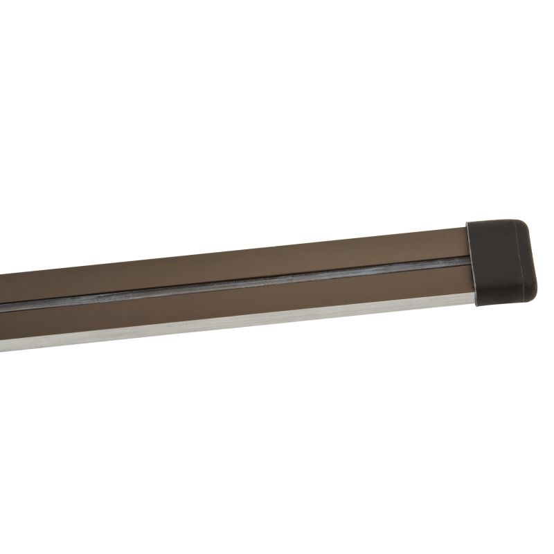 "Kovacs GK LR0036 36"" Rail from the GK LIGHTRAIL�® Series Sable Bronze"