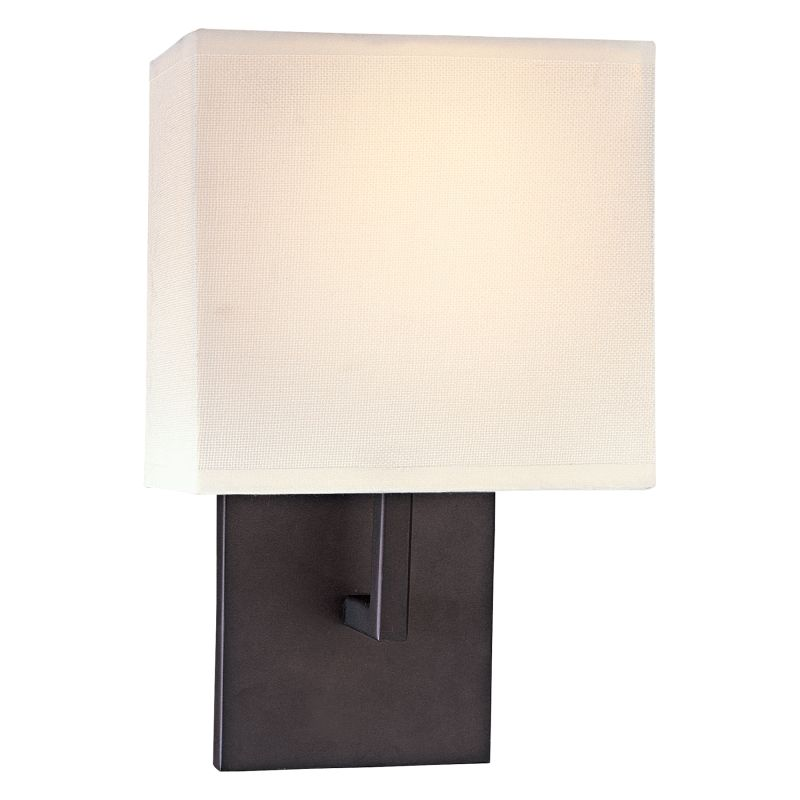 Kovacs p470 617 bronze 1 light height ada compliant for Height of sconces