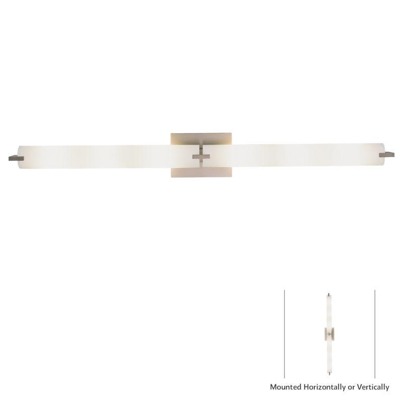 Kovacs P5046-084 Brushed Nickel Contemporary Tube Bathroom Light Sale $289.80 ITEM: bci307761 ID#:P5046-084 UPC: 870540007353 :