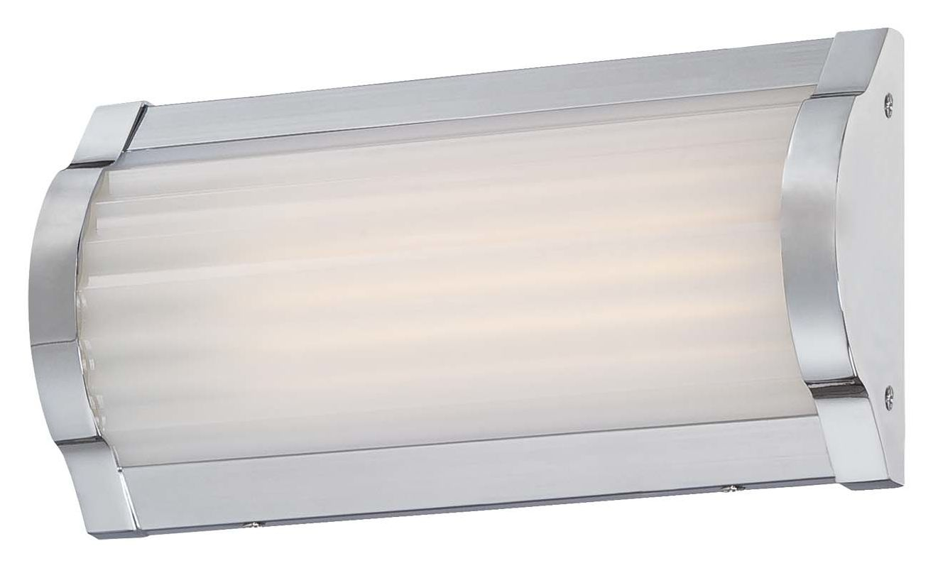"Kovacs P1171-077-L 1 Light 9"" Width ADA Compliant LED Bathroom Bath"