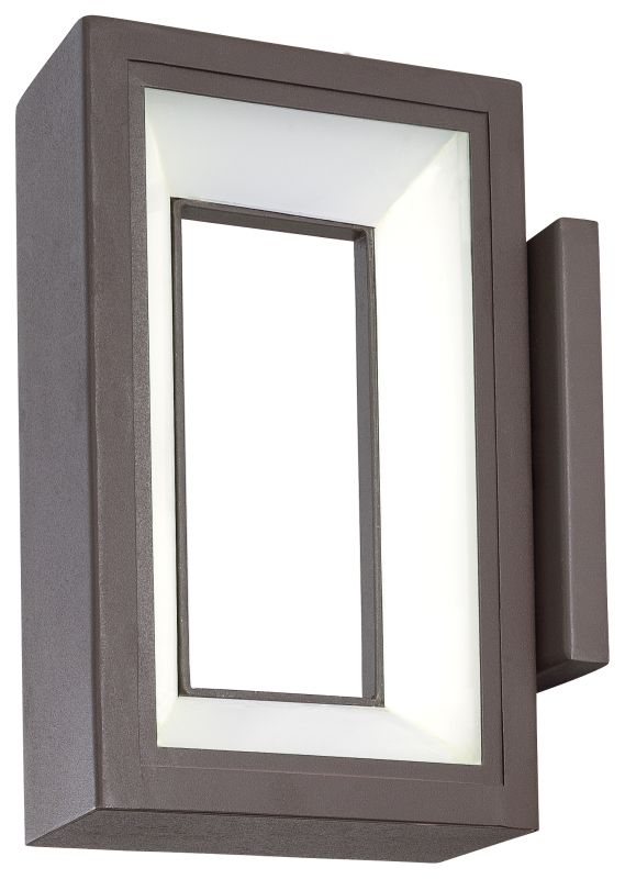 Kovacs P1200-615C-L LED Outdoor Wall Sconce from the Skylight Sale $174.30 ITEM: bci2675849 ID#:P1200-615C-L UPC: 844349016809 :