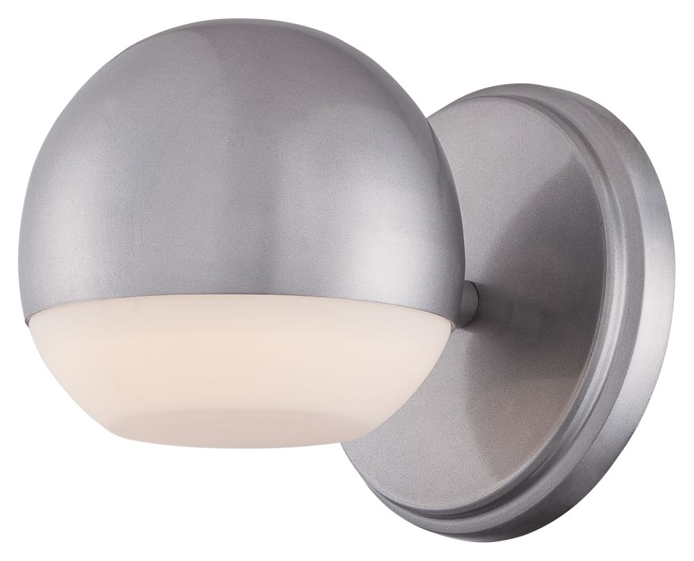 Kovacs P1229-566-L LED Outdoor Wall Sconce from the Droplet Collection