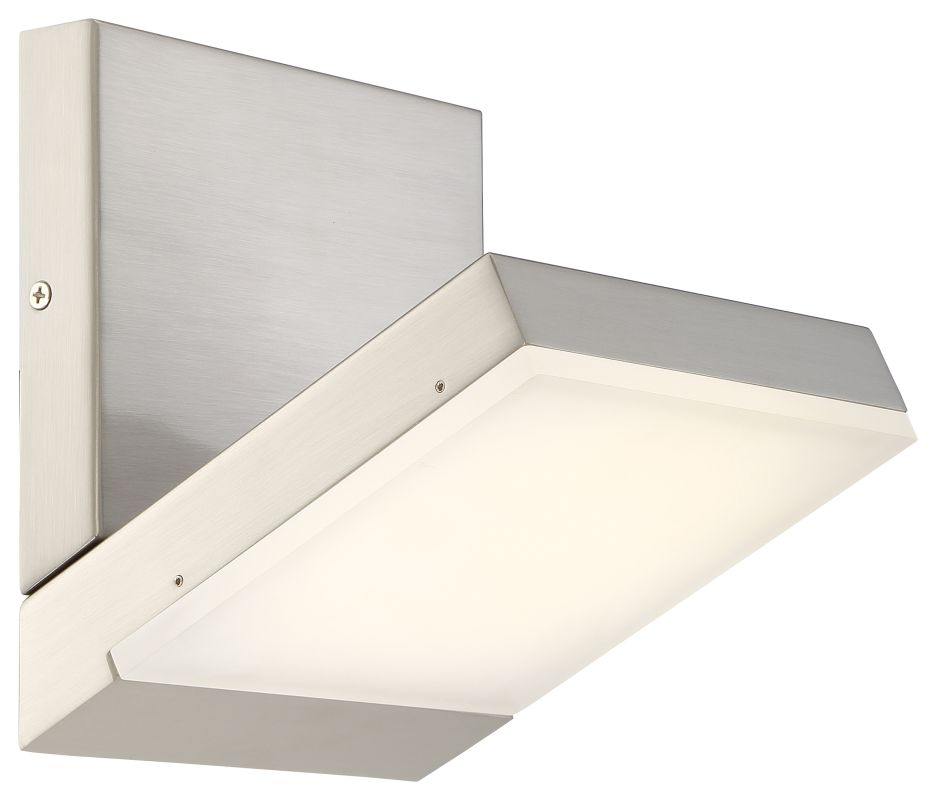 Kovacs P1251-084-L LED Light Bathroom Sconce from the Angle Collection