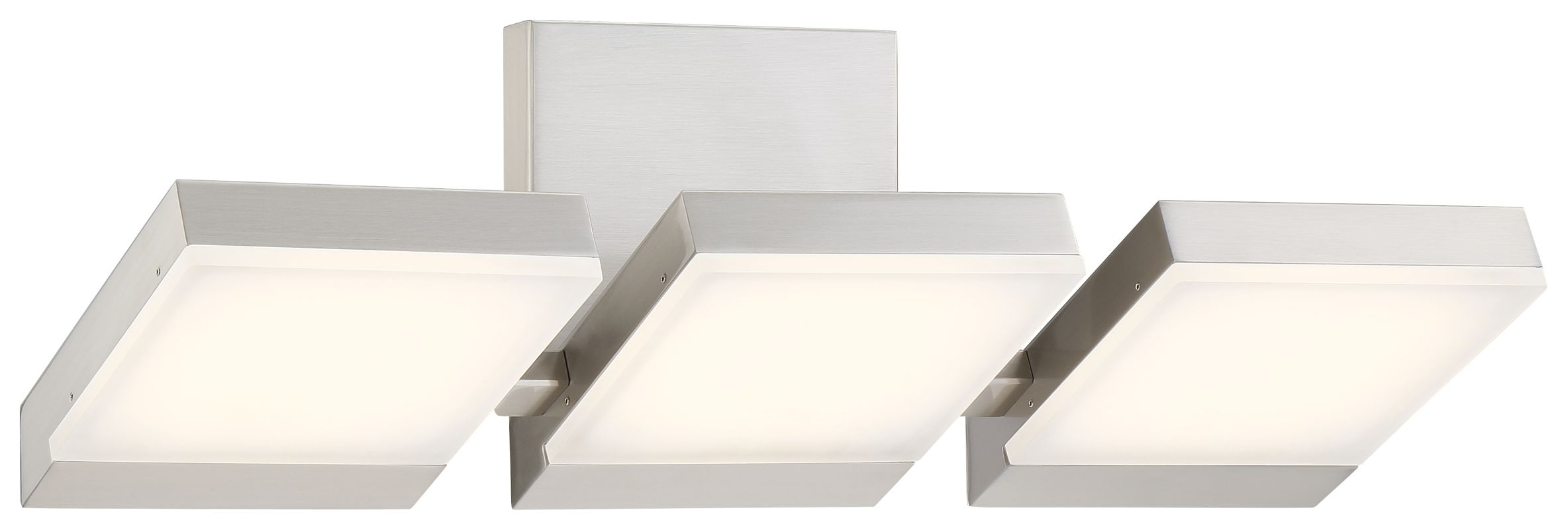 Kovacs P1253-084-L LED Bathroom Vanity Light from the Angle Collection