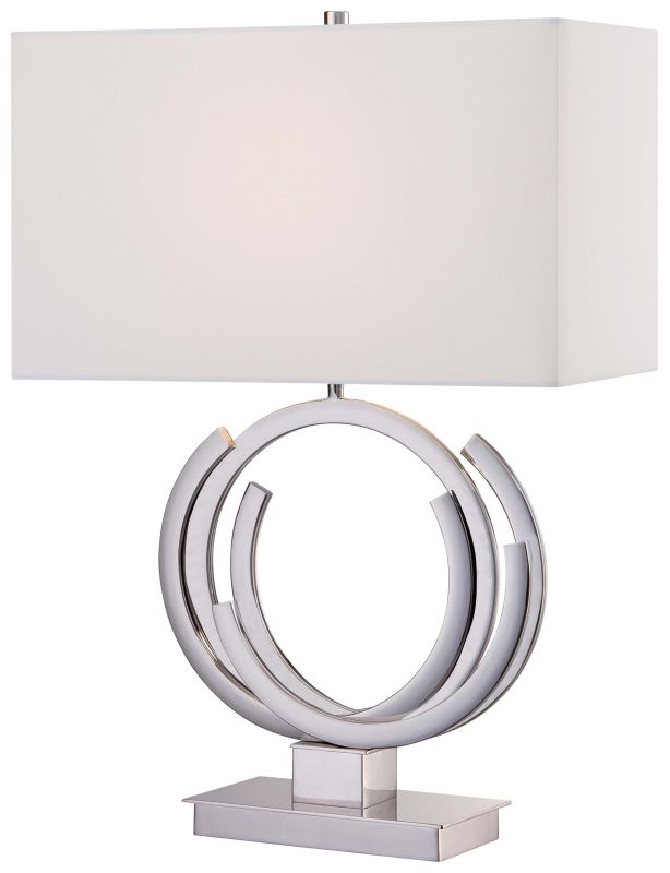 "Kovacs P1600-613 1 Light 24.5"" Height Accent Table Lamp from the"