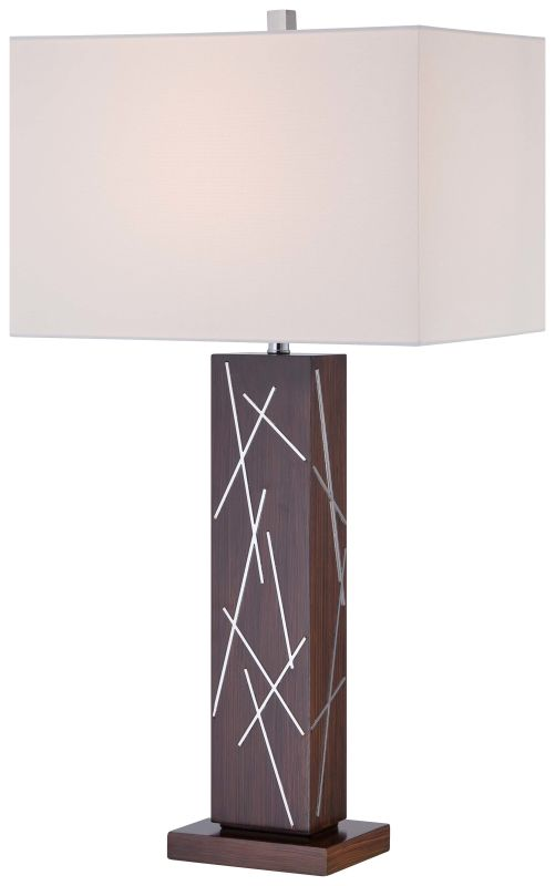 """Kovacs P1611-0 1 Light 30.5"""" Height Table Lamp from the Portables"""