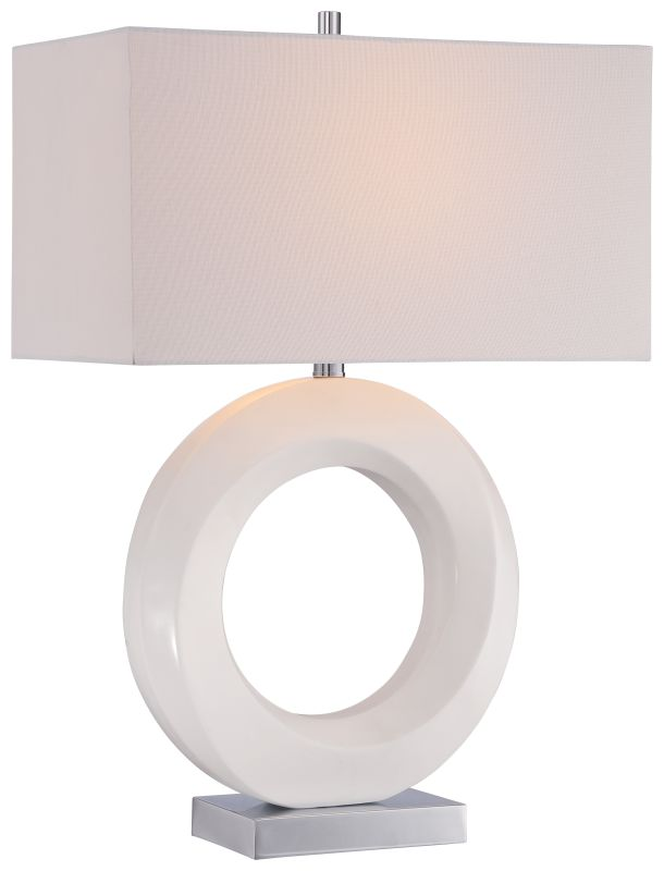 Kovacs P1612-0 1 Light Table Lamp from the Portables Collection N/A