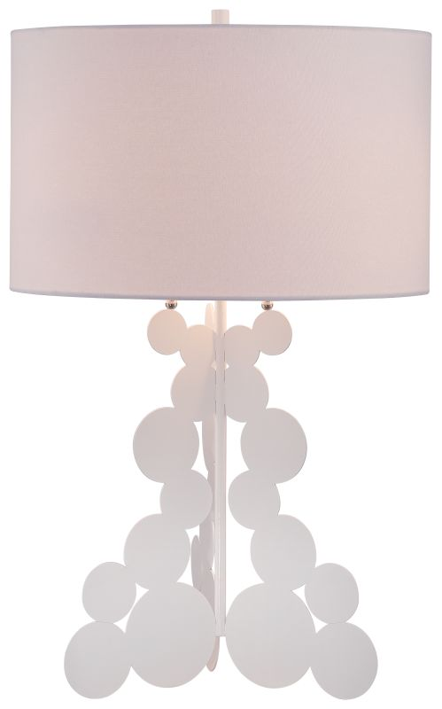 Kovacs P1614-0 2 Light Table Lamp from the Portables Collection N/A