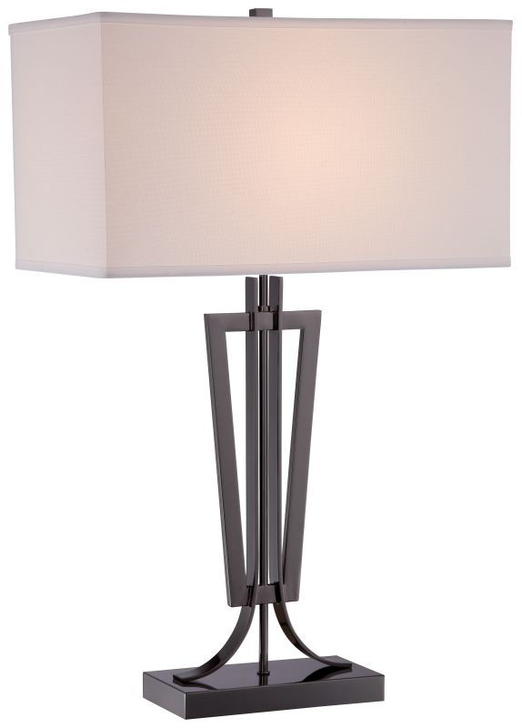 Kovacs P1615-0 1 Light Table Lamp from the Portables Collection Gun